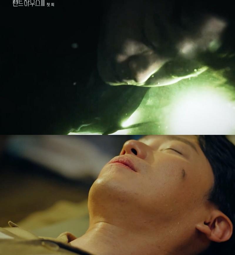 Penthouse 3 tập 1: Vì Rona mà Seok Kyung hắc hóa, Ju Dan Tae chết hụt 2 lần-1