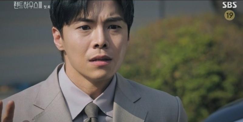 Penthouse 3 tập 1: Vì Rona mà Seok Kyung hắc hóa, Ju Dan Tae chết hụt 2 lần-12