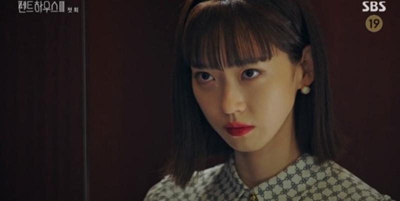Penthouse 3 tập 1: Vì Rona mà Seok Kyung hắc hóa, Ju Dan Tae chết hụt 2 lần-21