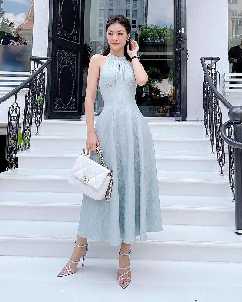 Style cuối tuần: Diệp Lâm Anh hack tuổi như gái teen - Lan Ngọc diện màu hot nhất năm-5