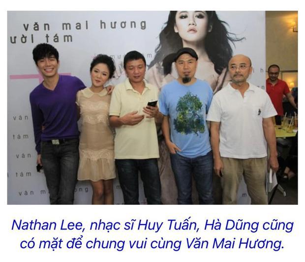 Nathan Lee bênh vực Văn Mai Hương giữa ồn ào dính phốt bản quyền-4