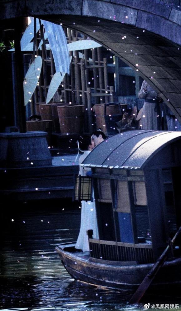 Lưu Diệc Phi đẹp xuất sắc tại Mộng hoa lục nhưng đứng cạnh mỹ nhân vô danh lại lộ khuyết điểm-10