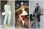 Style cuối tuần: Diệp Lâm Anh hack tuổi như gái teen - Lan Ngọc diện màu hot nhất năm