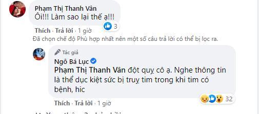 Sao Việt bàng hoàng khi hay tin hoa hậu Thu Thủy qua đời-4