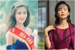 Hoa hậu Thu Thủy: Nhan sắc vượt thời giannhờ bí quyết làm đẹp ít ai biết