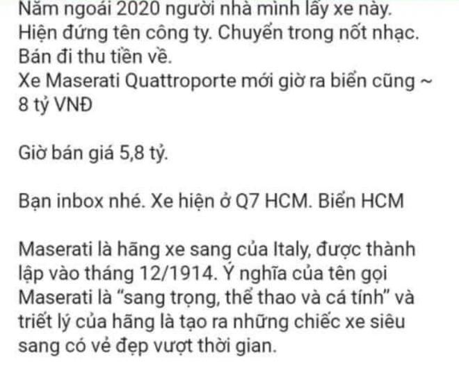 Biến mới: Hương Giang nhờ anh rể thanh lý hộ siêu xe 8 tỷ Matt Liu tặng?-1