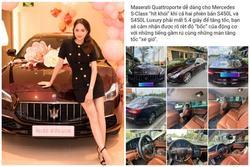 Biến mới: Hương Giang nhờ anh rể thanh lý hộ siêu xe 8 tỷ Matt Liu tặng?