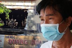 Cháy nhà ở Quảng Ngãi 4 người cùng tử vong: Lời cầu cứu cuối cùng