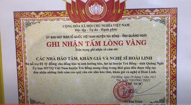 Chi tiết bất thường trong giấy tờ sao kê của Hoài Linh: Cho người dân 237 tuổi xuyên không-1
