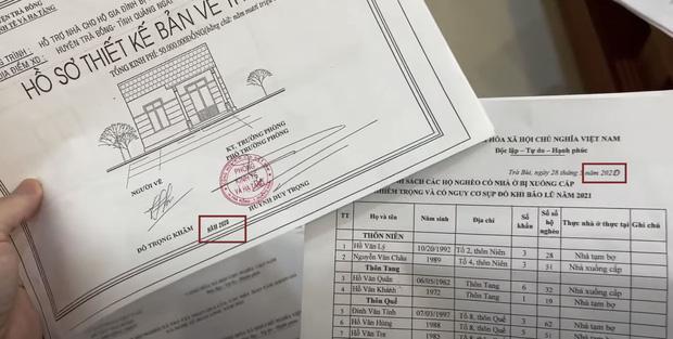 Chi tiết bất thường trong giấy tờ sao kê của Hoài Linh: Cho người dân 237 tuổi xuyên không-3