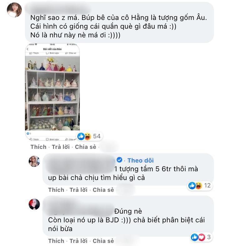 Sự thật về những con búp bê tiền tỷ của bà Phương Hằng-8