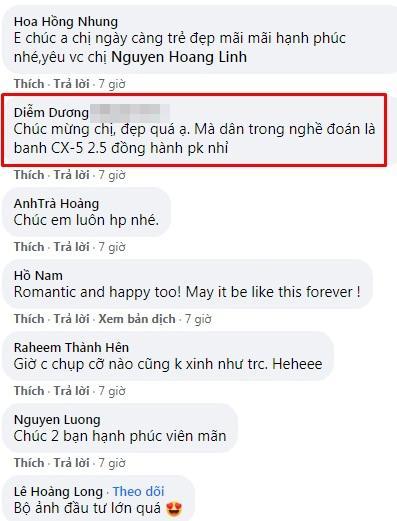 Netizen soi chi tiết sặc mùi tiền trong ảnh cưới MC Hoàng Linh với chồng-3