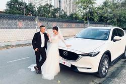 Netizen soi chi tiết 'sặc mùi tiền' trong ảnh cưới MC Hoàng Linh với chồng