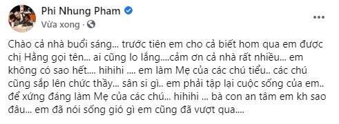 Phi Nhung lên tiếng sau livestream lật tẩy Phi Phi của bà Phương Hằng-3