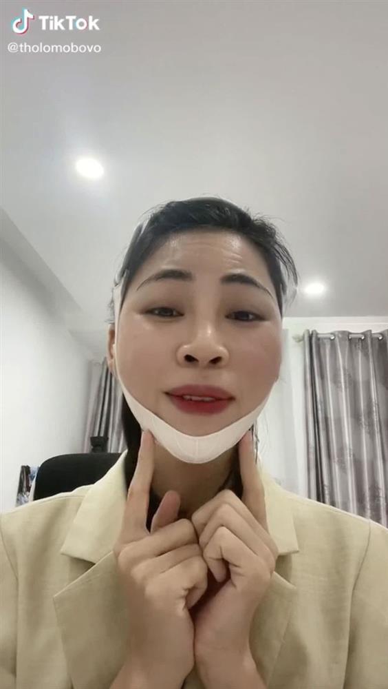 Xôn xao ảnh Thơ Nguyễn gọt hàm mặt V-line sau scandal xin vía búp bê-1