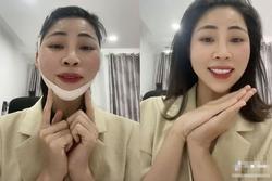 Xôn xao ảnh Thơ Nguyễn 'gọt hàm' mặt V-line sau scandal xin vía búp bê