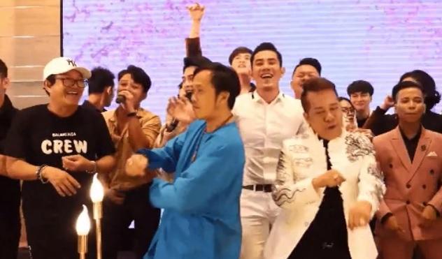 Sự thật clip Hoài Linh nhảy nhót tưng bừng sau xạ trị-6