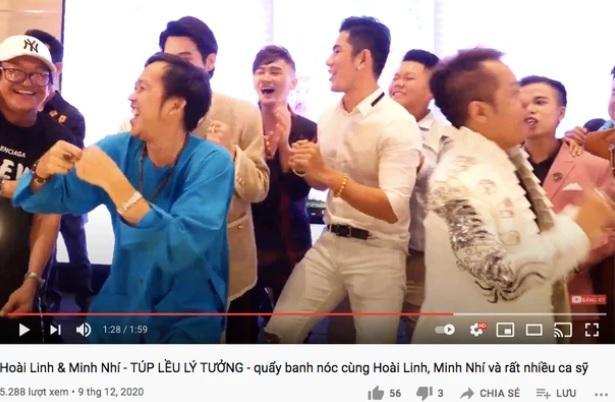 Sự thật clip Hoài Linh nhảy nhót tưng bừng sau xạ trị-8