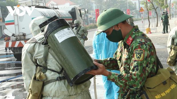 Bệnh viện Quân y 4 (Bình Dương) dỡ bỏ cách ly y tế và hoạt động trở lại-2