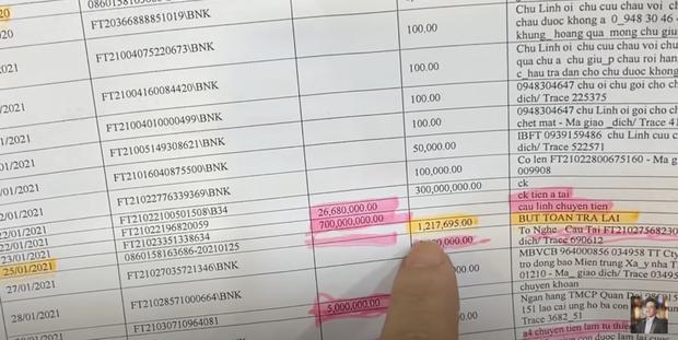 Lan truyền sao kê tiền từ thiện thực tế của Hoài Linh là 22 tỷ, có 1 tỷ giao dịch đáng ngờ?-4