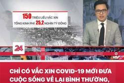 VTV có màn cà khịa căng đét chuyện không minh bạch tiền từ thiện
