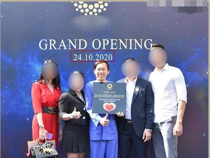 Ảnh Hoài Linh dự sự kiện trong thời gian cách ly xạ trị đã biến mất-3