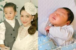 Hòa Minzy khoe quý tử lúc mới sinh, kể chuyện lạ ngày lâm bồn