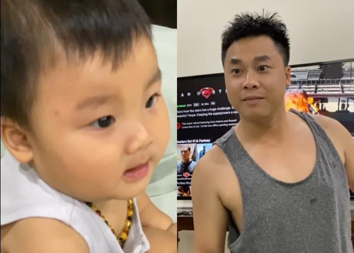 Hòa Minzy khoe quý tử lúc mới sinh, kể chuyện lạ ngày lâm bồn-7