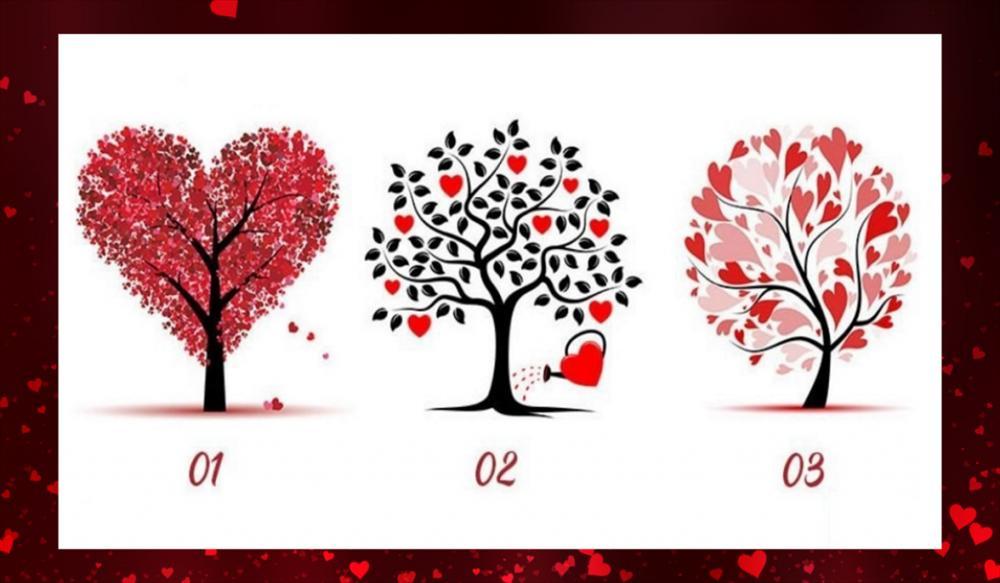 Chọn một cây tình yêu, giải mã mẫu người đàn ông phù hợp với bạn nhất-1