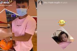 Trước trận đối đầu Indonesia, bạn gái tin đồn lộ bằng chứng rõ nét hẹn hò Quang Hải