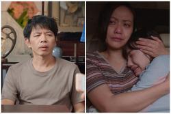 Thái Hòa nhu nhược đến mức gây bực mình trong 'Cây Táo Nở Hoa'