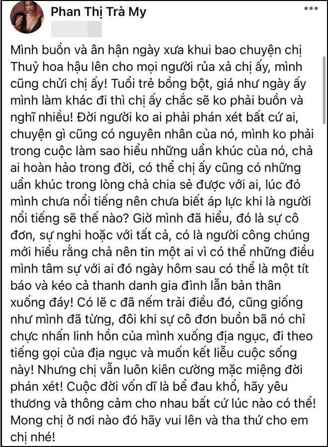 Giáo sư Ngô Bảo Châu gửi lời xin lỗi muộn màng tới hoa hậu Thu Thủy-5