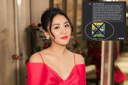 Văn Mai Hương quảng cáo ứng dụng cá độ, cờ bạc trá hình?
