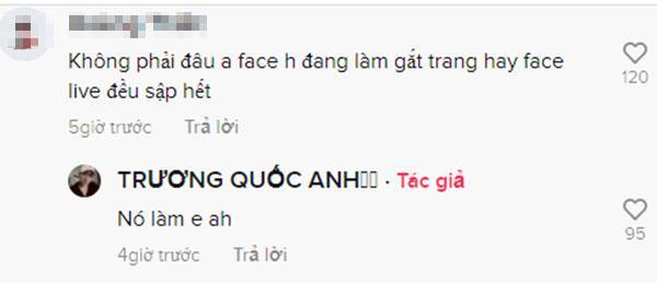 Tiktoker Trương Quốc Anh bị fan Hoài Linh đánh sập livestream?-8