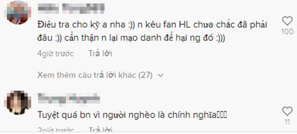Tiktoker Trương Quốc Anh bị fan Hoài Linh đánh sập livestream?-7