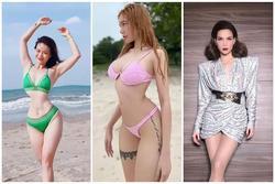 Elly Trần, Hà Hồ nhập team photoshop eo nhỏ đến mức cong vẹo cột sống