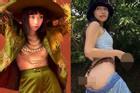 Sau lần tụt quần show vòng 3, con gái diva Mỹ Linh lại khoe ngực thả rông