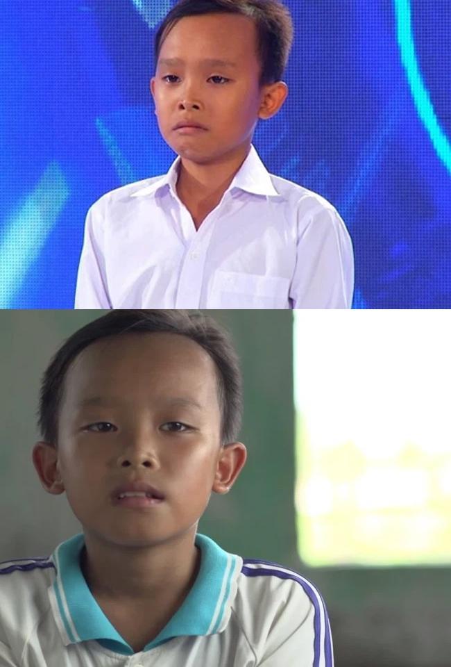 Cậu bé đen nhẻm nhà nghèo lột xác thế nào sau khi thành con nuôi Phi Nhung?-1