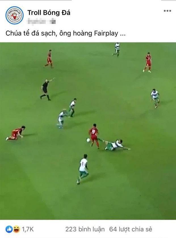 Người hâm mộ nổi cáu khi tuyển Việt Nam liên tục bị Indonesia phạm lỗi thô bạo-2