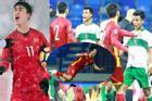 Tuấn Anh bị phạm lỗi thô bạo, Đỗ Duy Mạnh xông tới bóp cổ cầu thủ Indonesia