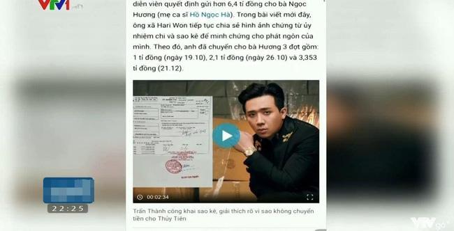 VTV gọi tên Hoài Linh - Trấn Thành - Thủy Tiên, việc giải ngân đều được đề cập-4