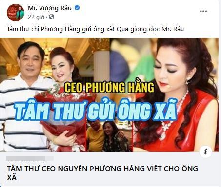 Vượng Râu bị đá xéo: Đừng phản đồng nghiệp theo bà Phương Hằng-2