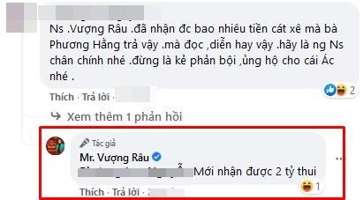 Vượng Râu bị đá xéo: Đừng phản đồng nghiệp theo bà Phương Hằng-3