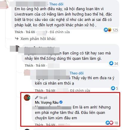 Vượng Râu bị đá xéo: Đừng phản đồng nghiệp theo bà Phương Hằng-5
