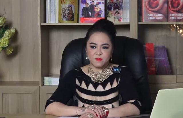 Vượng Râu bị đá xéo: Đừng phản đồng nghiệp theo bà Phương Hằng-1