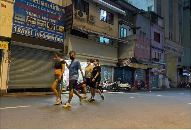 Phố Mã Lai ở Sài Gòn đìu hiu hơn một năm-1