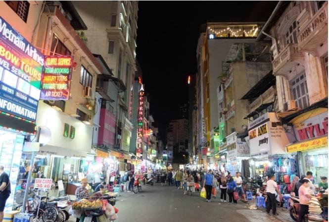 Phố Mã Lai ở Sài Gòn đìu hiu hơn một năm-2