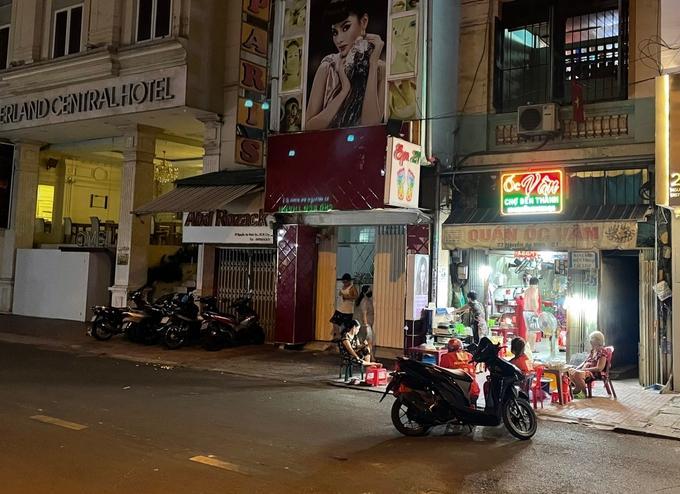 Phố Mã Lai ở Sài Gòn đìu hiu hơn một năm-4