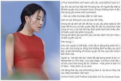Đơn vị bản quyền Lady Gaga yêu cầu Văn Mai Hương thực hiện đúng nghĩa vụ