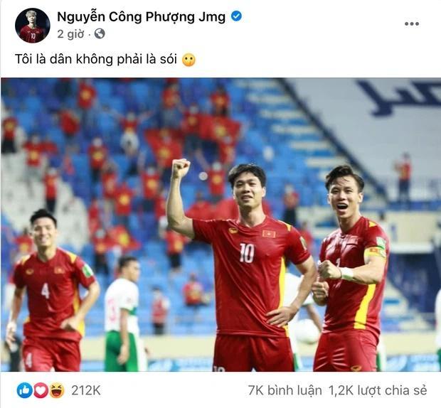 Dàn nam thần tuyển Việt Nam xả vai và xả ảnh lên cõi mạng-3